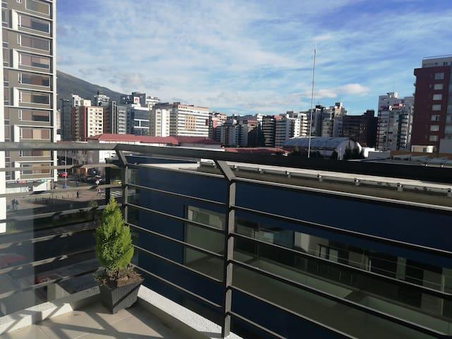 La mejor Suite en el Centro norte de Quito ATELIER