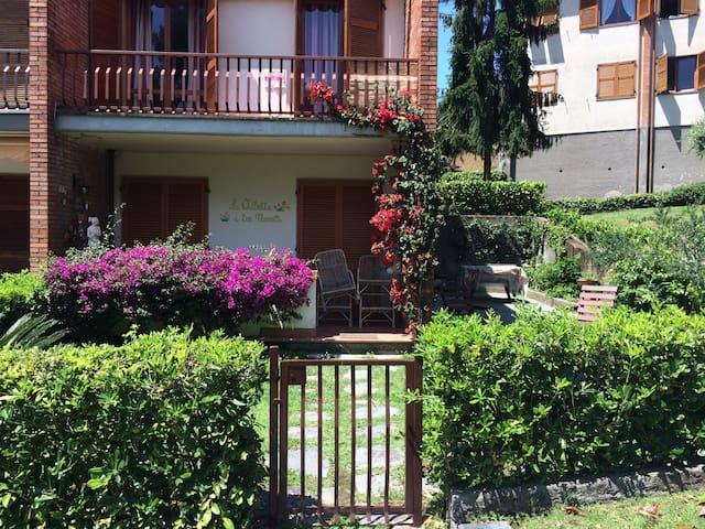 Golfo Poeti - villetta i 3 nanetti - San Terenzo - Apartamento