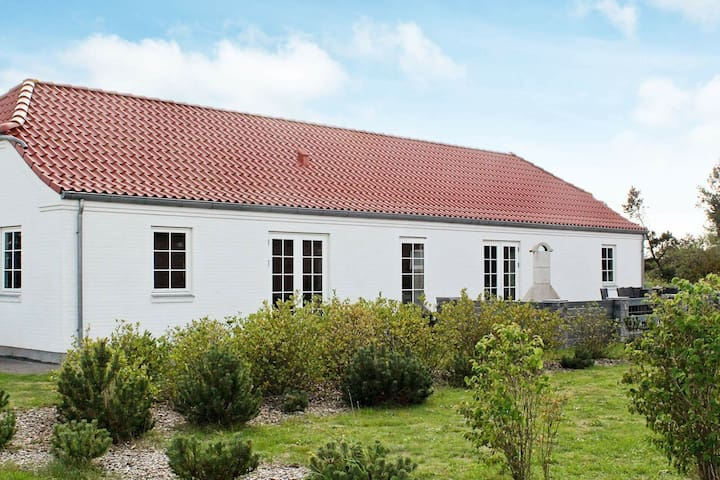Spacious Holiday Home in Blåvand with Sauna