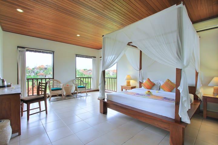 Sarin Ubud Beautiful  Suite Room Ubud Center