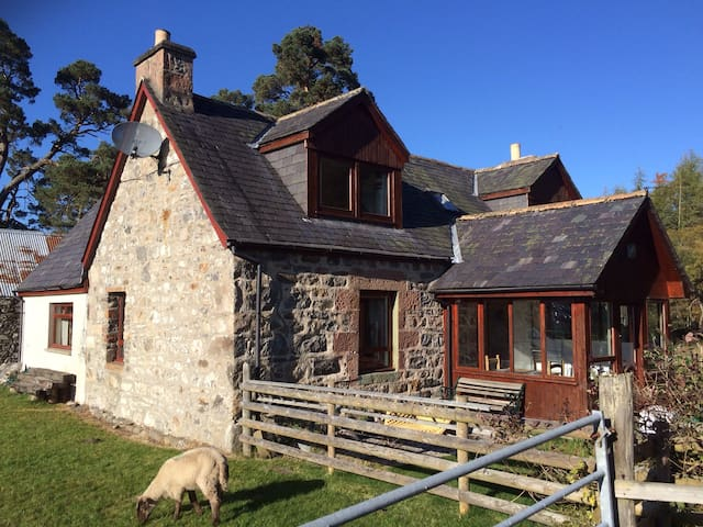Self-Catering retreat nr Loch Ness and Beauly - Inverness - บ้าน