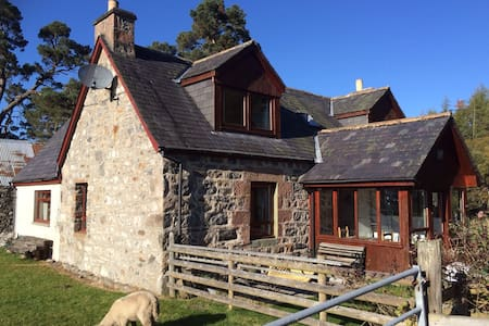 Self-Catering retreat nr Loch Ness and Beauly - Inverness