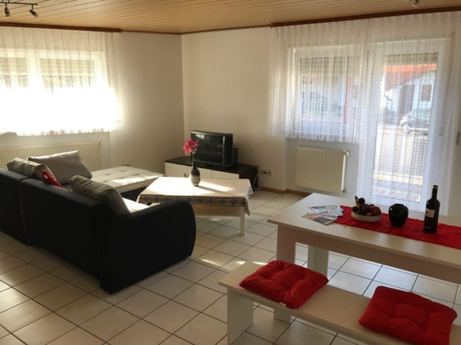 Wohnzimmer , Living Room