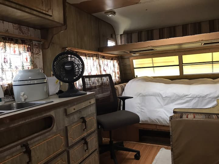 Comfortable Westminster Guest Camper