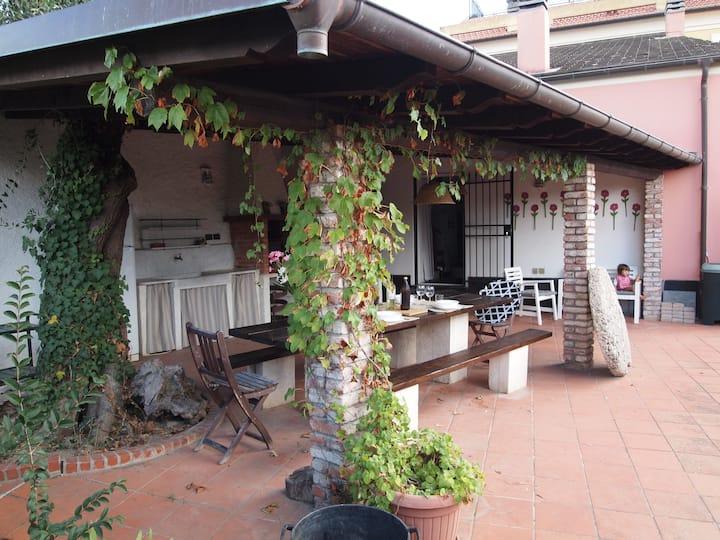 Casa in antico frantoio-Villa Gigina-