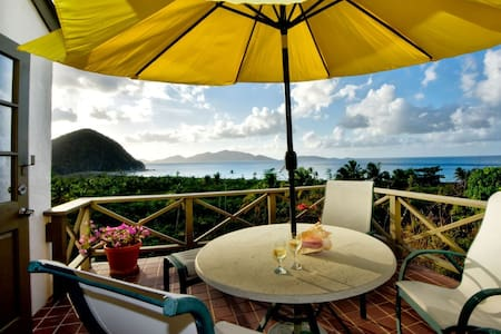 Palm Grove Villa, Belmont, West End Tortola