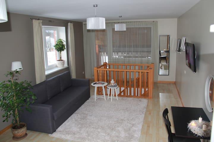 Hanna's residence - Valmiera - Talo