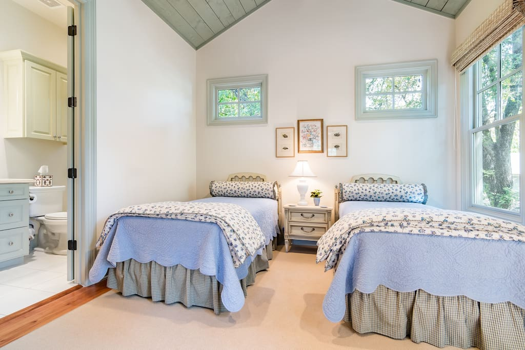 twin bedroom (can be king)