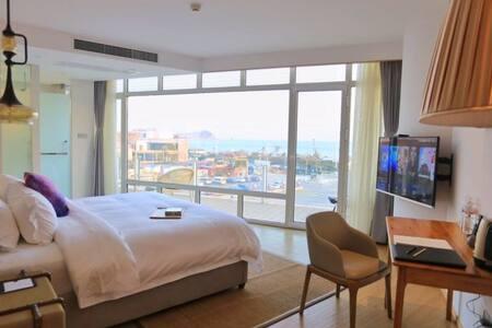 豪华海景大床房 - Qingdao