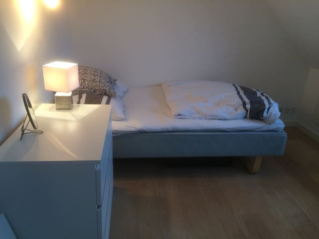 Cozy room close to center of Aarhus