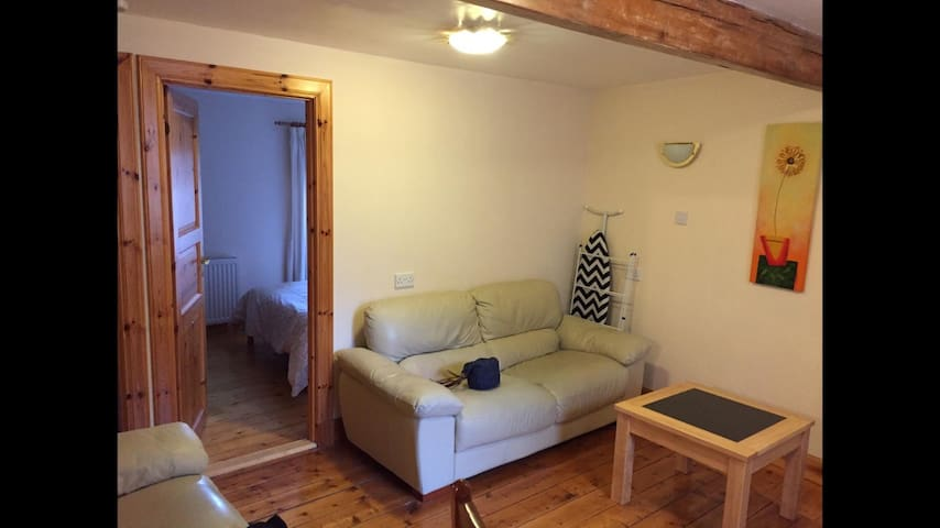 Cosy Peerie flat in central Lerwick