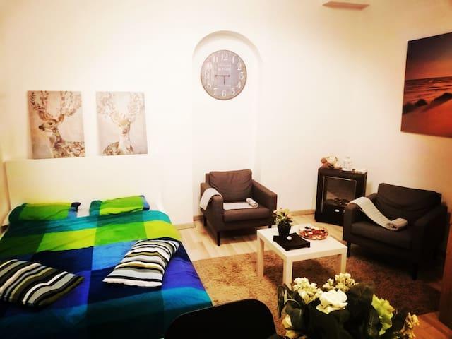 Elderwood apartment