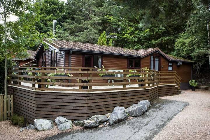 Sinclair Lodge, River Tilt