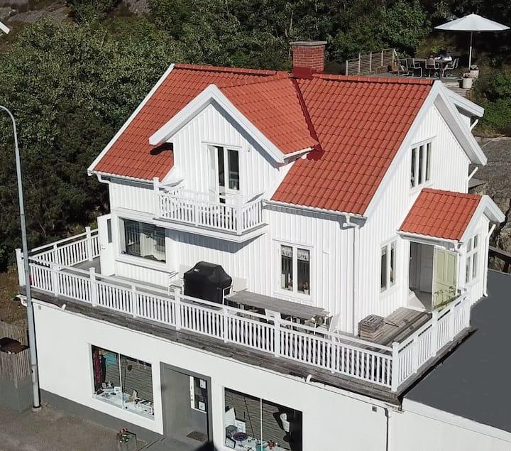 Nice house on the Swedish west coast near GBG