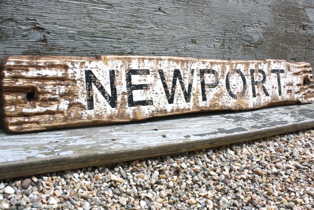 Newport!