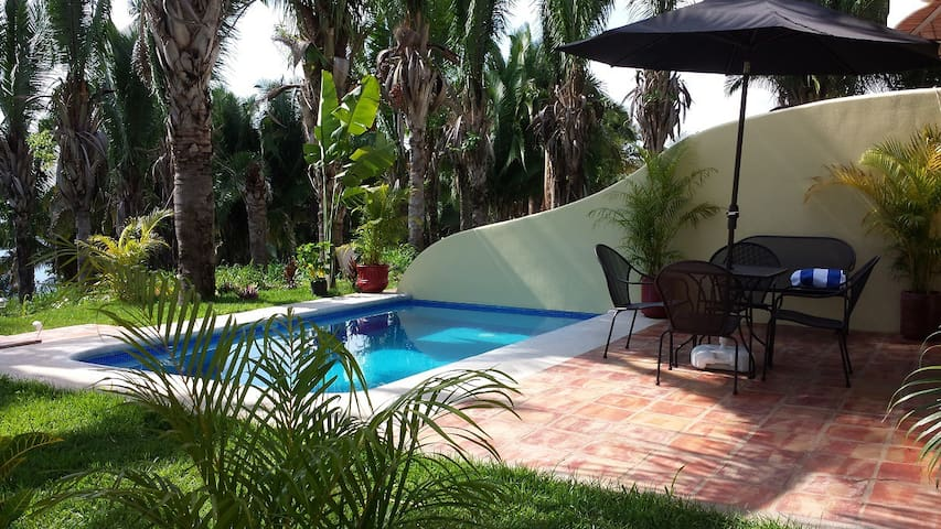 Home and Pool with Ocean View at Vista Encantada