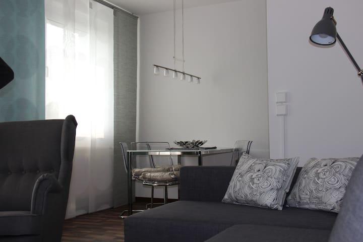 Ferienwohnung für 2-6 Personen (2) - Senftenberg - Apartament