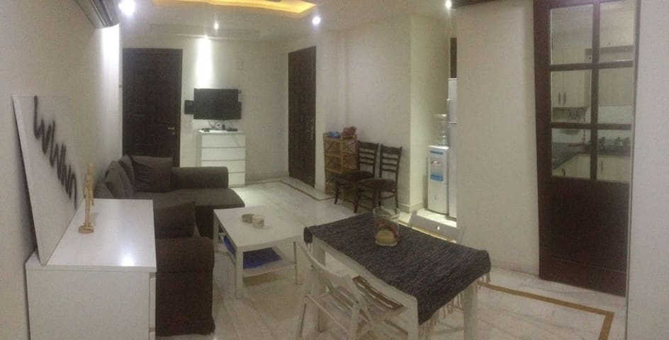 Peaceful home in South Delhi