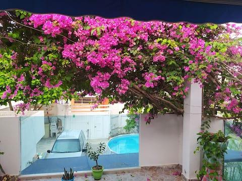 Chiringuito Hostel, Habitación privada, wc compart