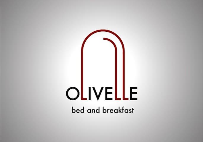 Olivelle B&B camera matrimoniale