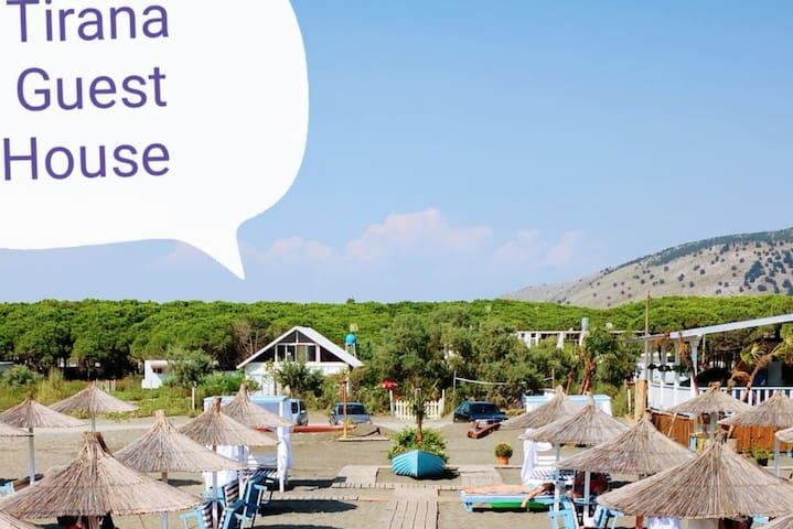 Beachfront, Tirana Guest House