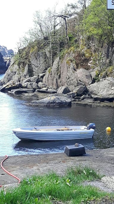 Pioner båt kan leies