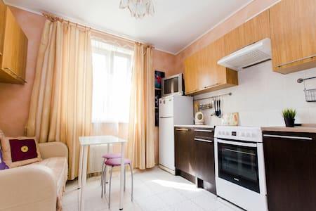 "Уютная однокомнатная ""Тильда"" - Москва - Wohnung"