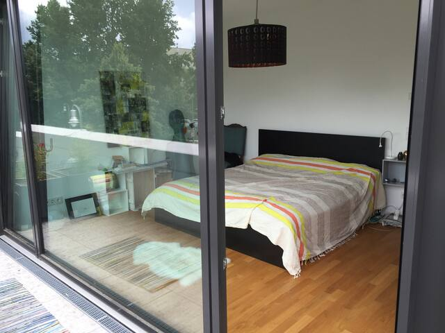 Schlafzimmer / Master Bedroom