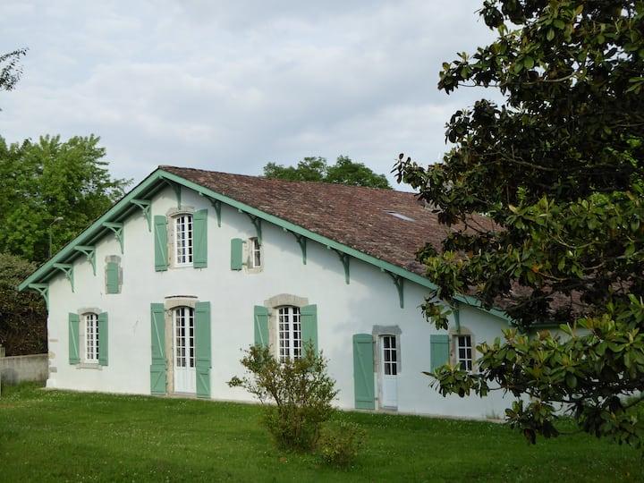 La maison de Sabine - chambre 3 personnes