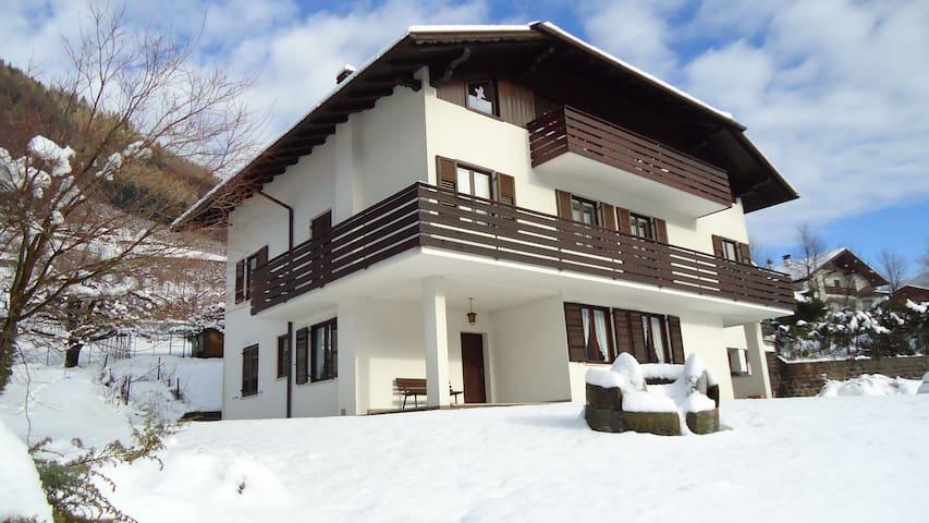 CASA GREGORI  sci inverno - riposo/sport  estate - Malè - Apartment