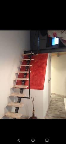 Petit loft atypique