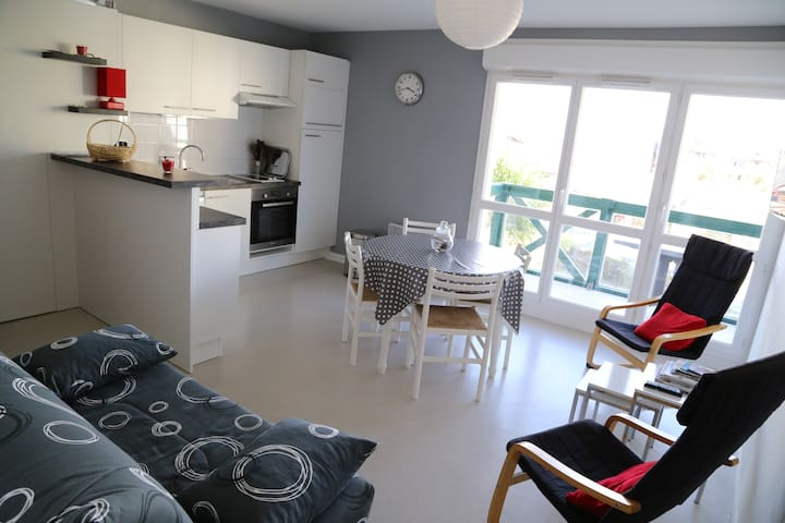 Appart. Golf Morbihan - Arzon Crouesty - 4 pers. - Arzon - Apartment