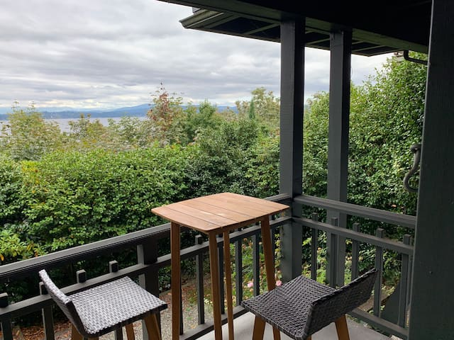Gorgeous Lakeside unit with easy downtown access