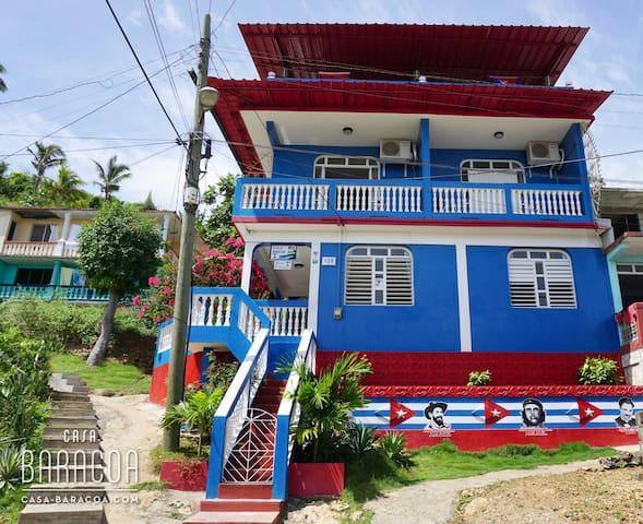 CASA BARACOA apartments & delicious Creole cuisine