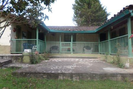 Casa de Campo - Vereda Romeral
