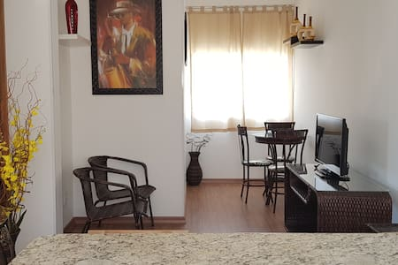 Cozy apartment in Poços de Caldas, MG - Brazil