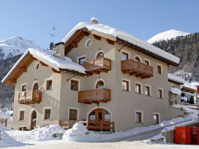 3-room apartment 55 m² Livigno Ski Apartments