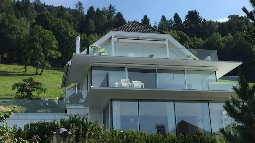 Millstätter See Weisse Villa