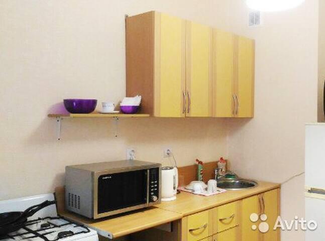 Очень уютная, светлая квартира в новом доме - Nizhnekamsk - Appartement