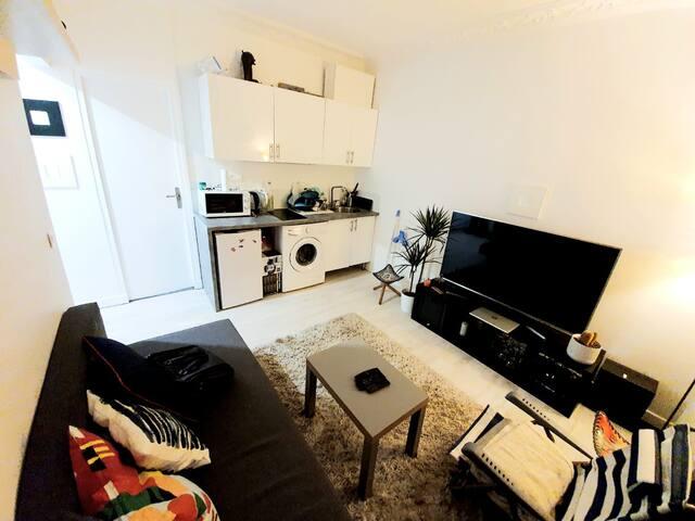 Appartement chic paris - Asnières