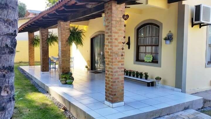 Casa germinada em condomínio paradisíaco na Barra