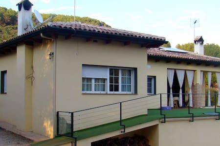 Casa Rural Moderna en Parque Natural - 6 personas - Albacete - Almhütte