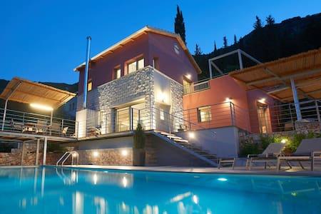 Villa Porphyra - Lefkada