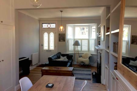 Light and Airy Victorian Terrace in Henley