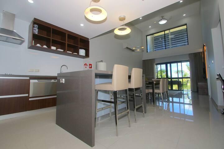 Denarau Island Home with 3 Bedrooms