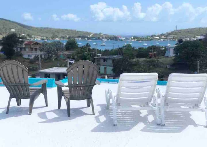 *NEW* Culebra PRIVATE 2BD HOUSE-AC-WIFI