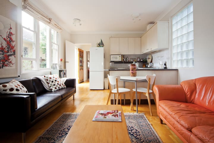 Comfy unit in leafy Nth Shore - Castle Cove - Apartament