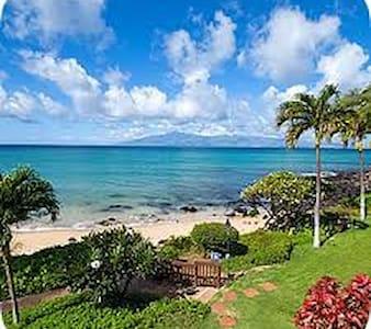Oceanfront West Maui Resort - Lahaina - Condominium