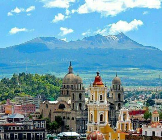 **Hospedaje Viajeros de Negocios y Turistas - Toluca de Lerdo - Lägenhet