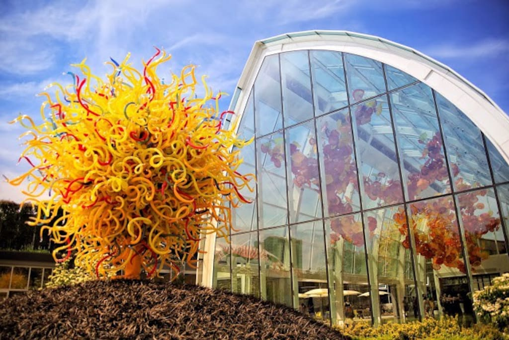 Chihuly Garden And Gl Musée D Art